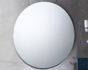 Gedy Round Polished Edge Mirror - 2520